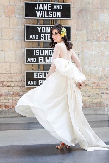 stylized bridal shoot artscape wychwood barns, 16