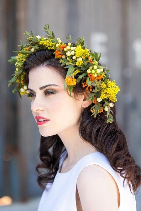 stylized bridal shoot artscape wychwood barns, 19