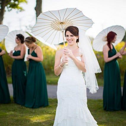 Thumbnail for Stephanie & Josh's Romantic Wedding at Deer Creek