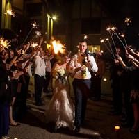 Stephanie & Josh's Romantic Wedding at Deer Creek