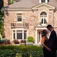 Teresa & Joseph's Paletta Mansion Engagement