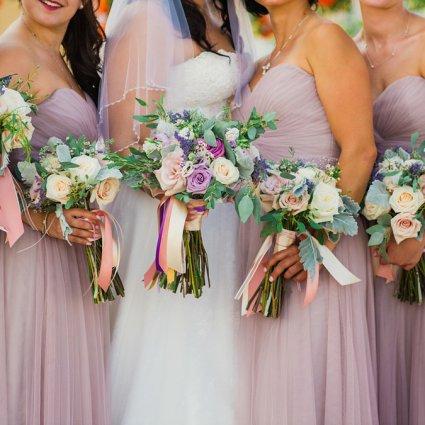 Bridezilla Beauty featured in Alexandra & Pedro's Le Dome Wedding