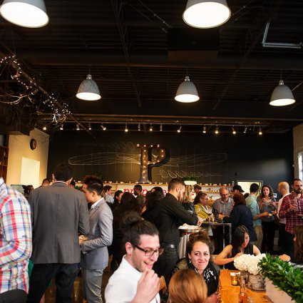 Higgins Event Rentals featured in Propeller Coffee Co. – Toronto's Newest Event Space