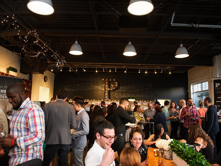 Hero image for Propeller Coffee Co. – Toronto's Newest Event Space