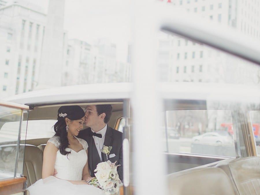 Hero image for May & Justin's Park Hyatt Hotel Wedding