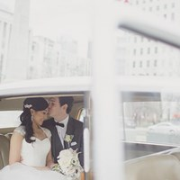 May & Justin's Park Hyatt Hotel Wedding