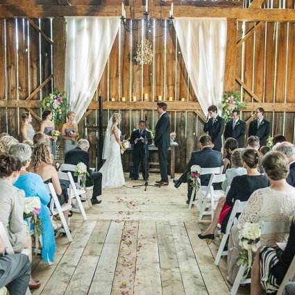 Thumbnail for Julian & Angela's Weekend Wedding Retreat