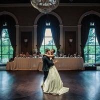 Lauren & Ben's Romantic Wedding at Liberty Grand