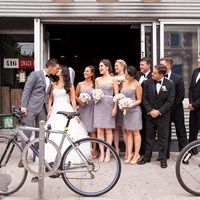 Yumie & Keirin's Modern  and Intimate Wedding at The Burroughes