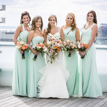 Cheryl & Andre's Stunning Wedding at Malaparte