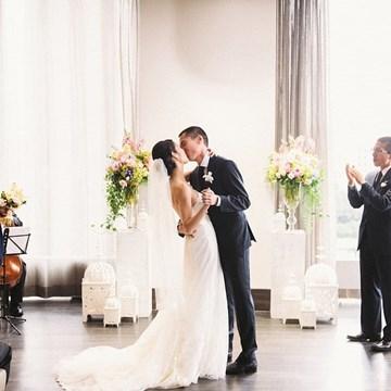 Jennifer & Benjamin's Wedding at Arcadian Loft