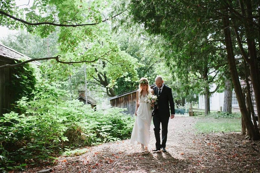 Melissa And Egan S Wedding At Black Creek Pioneer Village