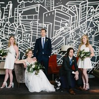 Jessica & Brock's Downtown Toronto Wedding at Thompson Hotel