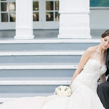 Maria & Martin's Wedding at The Royal Canadian Yacht Club