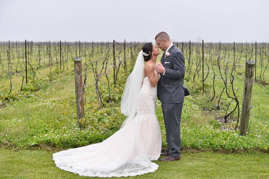 Hero image for Carla & Rich's Wedding at Holland Marsh Winery