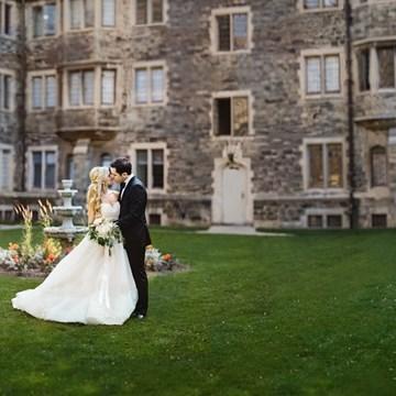 Stephanie & Ken's Liberty Grand Wedding