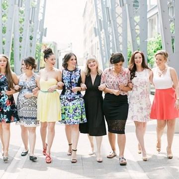 A Surprise Styled Bridesmaids Brunch!