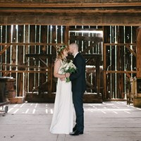 Melissa and Egan's Wedding at Black Creek Pioneer Village