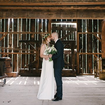 Melissa and Egan's Wedding at Black Creek Pioneer Village