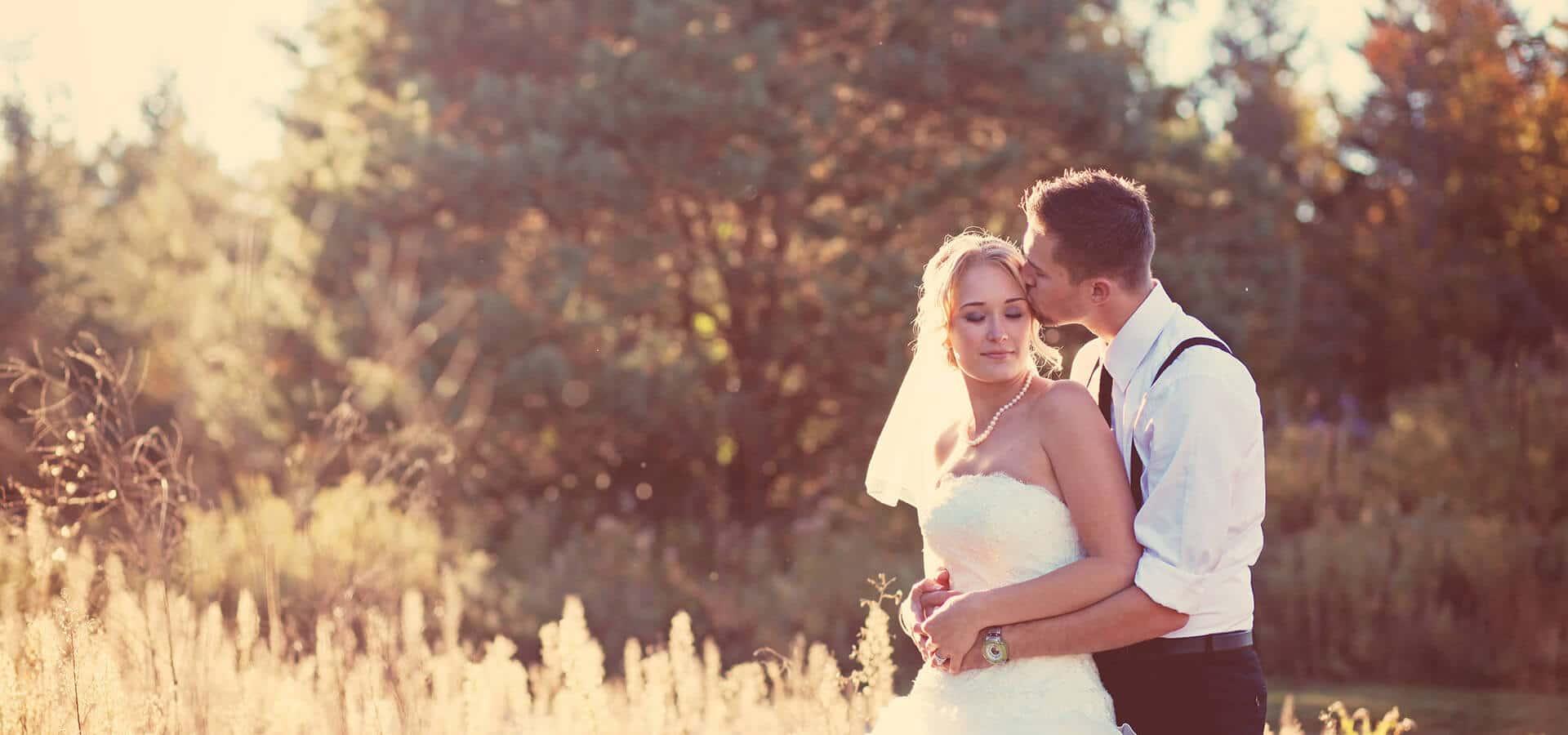 Hero image for Emily & Matt's Wedding at Black Diamond Golf Club