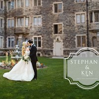 Stephanie & Ken's Liberty Grand Wedding