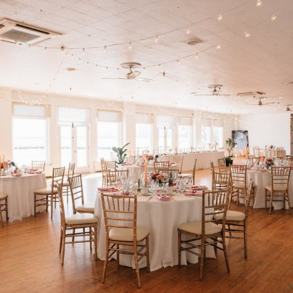 The Argonaut Rowing Club featured in The GTA's Top Waterfront Venues For Weddings & Events