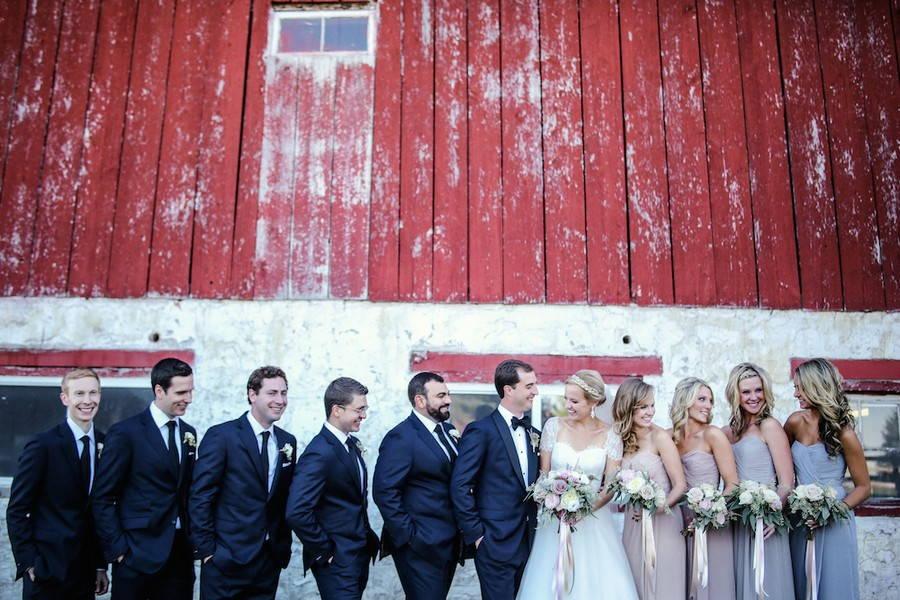 Kaili and Tyler - Real Wedding -018