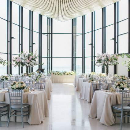 Spencer's at the Waterfront featured in The GTA's Top Waterfront Venues For Weddings & Events
