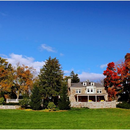 Paletta Mansion featured in The GTA's Top Waterfront Venues For Weddings & Events