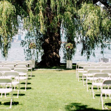 Royal Canadian Yacht Club featured in The GTA's Top Waterfront Venues For Weddings & Events