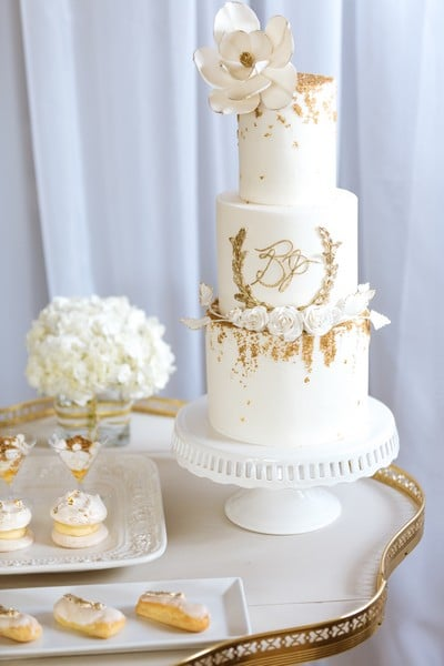 Gold Rush Styled Shoot with Glamour Inspiration! 37