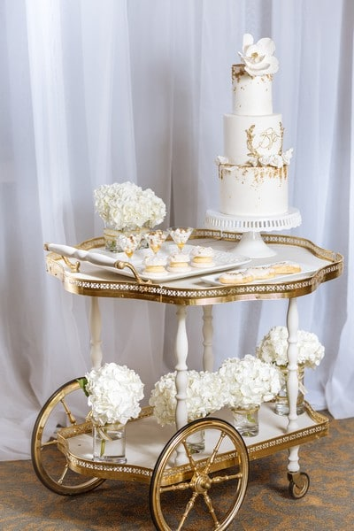 Gold Rush Styled Shoot with Glamour Inspiration! 38