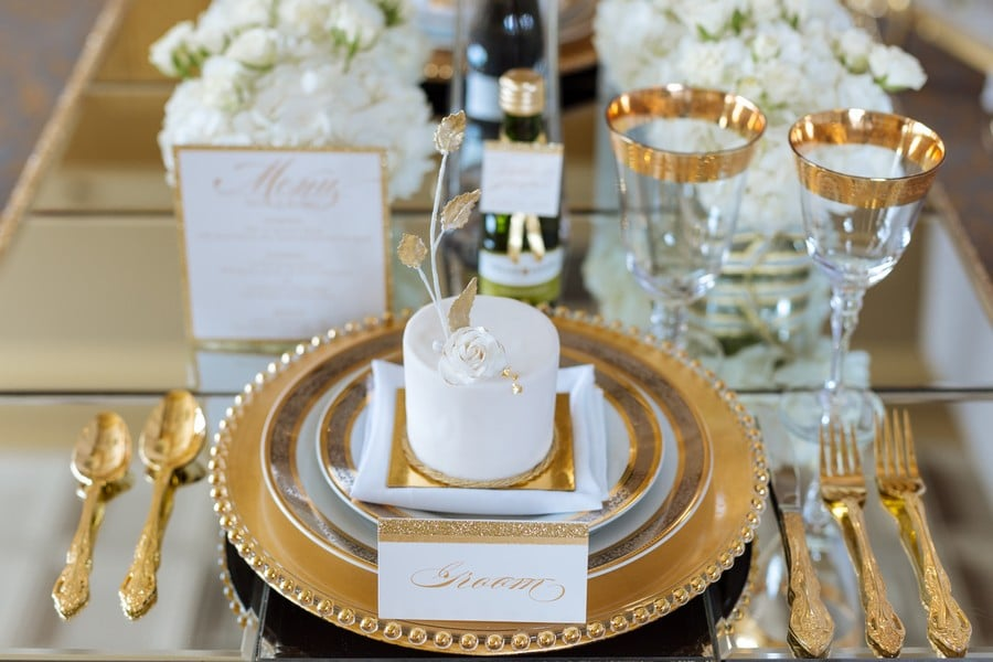 Gold Rush Styled Shoot with Glamour Inspiration! 23