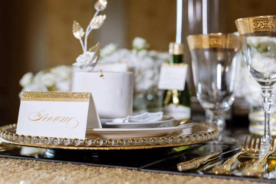 Gold Rush Styled Shoot with Glamour Inspiration! 24