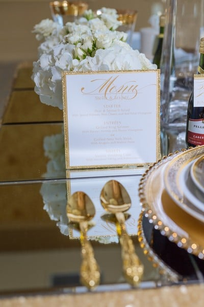 Gold Rush Styled Shoot with Glamour Inspiration! 25
