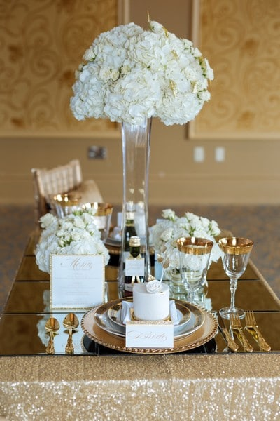 Gold Rush Styled Shoot with Glamour Inspiration! 26