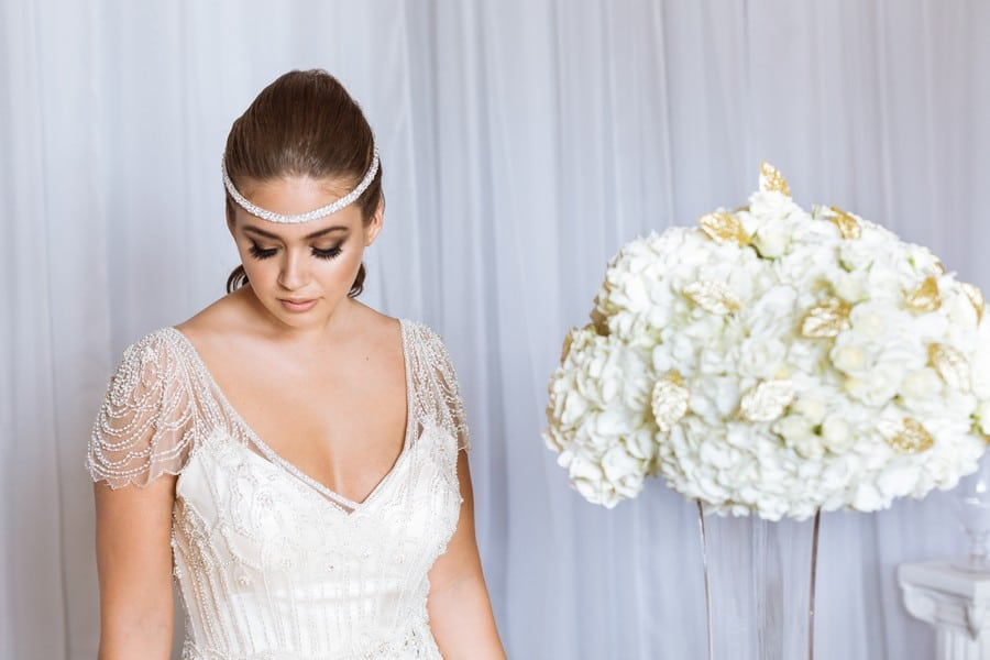 Gold Rush Styled Shoot with Glamour Inspiration! 28