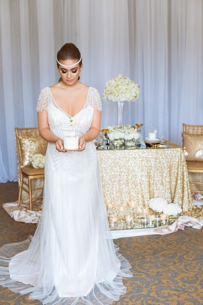 Gold Rush Styled Shoot with Glamour Inspiration! 29