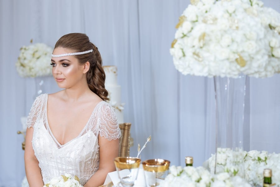 Gold Rush Styled Shoot with Glamour Inspiration! 31