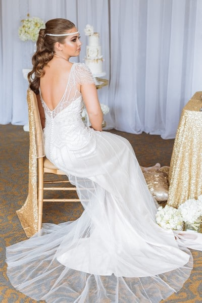 Gold Rush Styled Shoot with Glamour Inspiration! 33