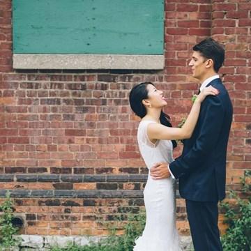 Jenny & Artie's Wedding at Archeo