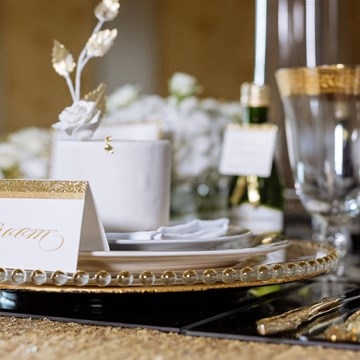 Gold Rush Styled Shoot with Glamour Inspiration!