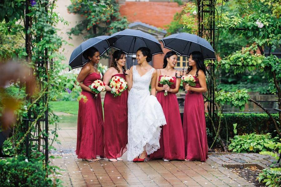 Hero image for Melissa & Ivan's Wedding at Graydon Hall