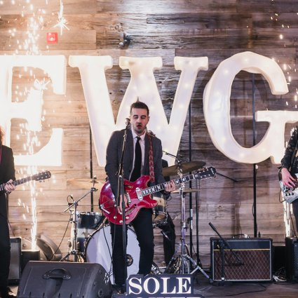 Parkside Drive featured in 7 Great Tips for Hiring a Wedding Band (from the Pros themsel…