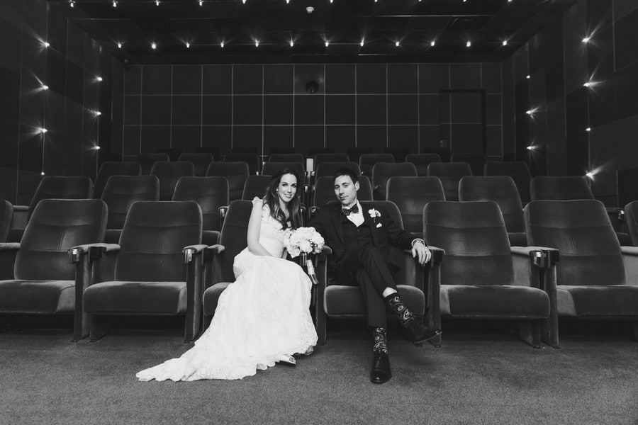 Hero image for Sarah and Jason's Wedding at The Thompson Hotel