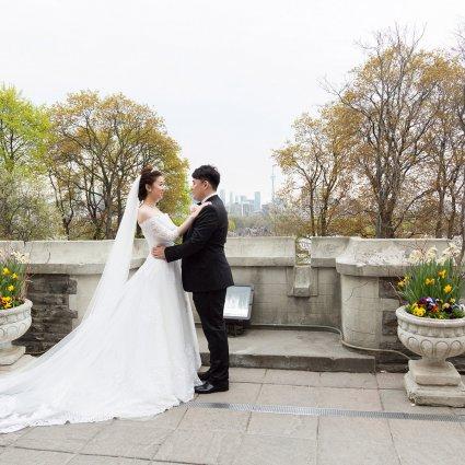 Thumbnail for Kexin & Long's Romantic Wedding at Casa Loma and The Shangri-…