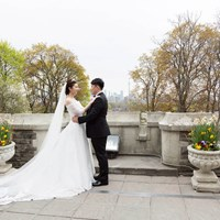 Kexin & Long's Romantic Wedding at Casa Loma and The Shangri-La Hotel