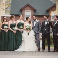 Ashly & Mark's Gorgeous Vintage Inspired Wedding