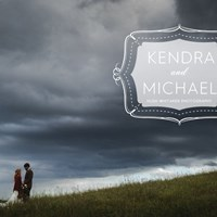 Kendra and Michael's Fall Wedding at Polmenna Barn