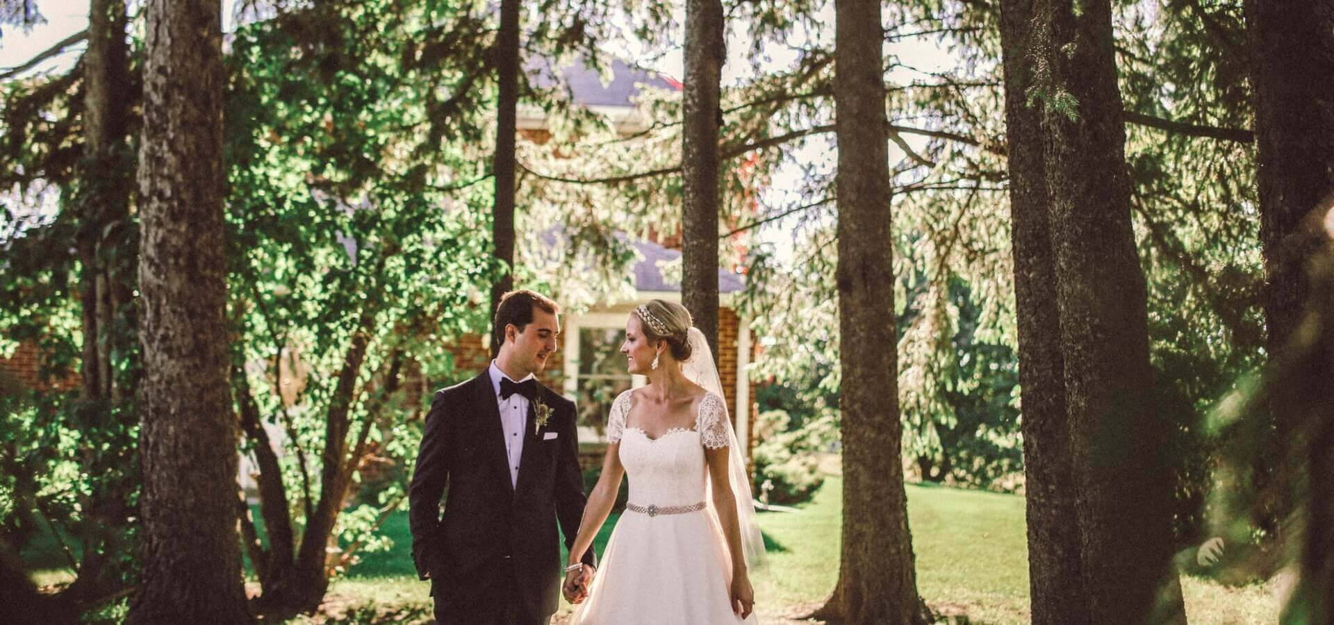 Hero image for Kaili & Tyler's  Wedding at Cambium Farms